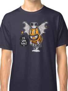 Cartoon Monster I'll Bee Bat Classic T-Shirt