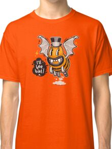 Cartoon Monster I'll Bee Bat Classic T-Shirt