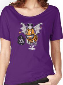 Cartoon Monster I'll Bee Bat Women's Relaxed Fit T-Shirt
