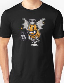 Cartoon Monster I'll Bee Bat Unisex T-Shirt