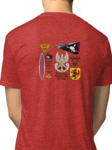Russian Surf Photographers & Polish Rowers Tri-blend T-Shirt
