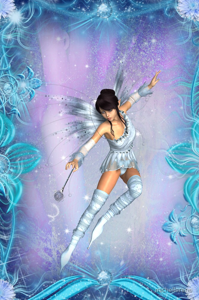 Ice Fairy by michellerena