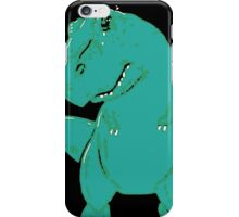 T Rex If You're Happy and You Know It Clap Your Hands iPhone Case/Skin