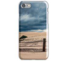 Anna Bay Sand dunes iPhone Case/Skin
