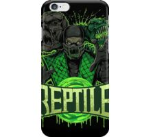 REPTILE iPhone Case/Skin