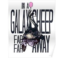 In a Galaxsheep... Poster