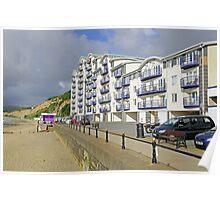 New Flats Overlooking Sandown Esplanade Poster