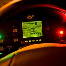 Ruf prototype electric car, instrument panel. by supersnapper
