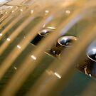 Porsche 906 carburettor trumpets by supersnapper