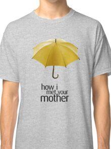 Yellow Umbrella. How I Met Your Mother. Classic T-Shirt