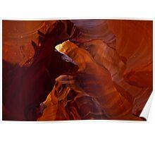 Antelope Canyon Poster