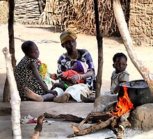 Life in a Remote Village by joshuatree2