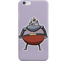 FatBot iPhone Case/Skin