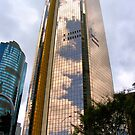 The Gold Building, Brisbane by Ali Brown