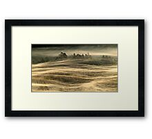 24.8.2015: Another Morning III Framed Print