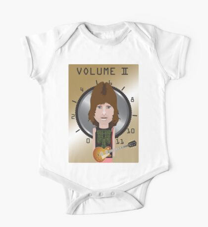 This Is Spinal Tap. Nigel Tufnel. One Piece - Short Sleeve