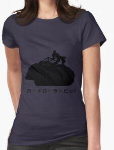 ROADROLLER DA Womens Fitted T-Shirt