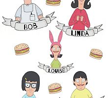 The Belcher Family by laurajean1