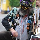 ~ Suffolk Morris Dancer by Christopher Cullen
