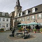 9 Marktbrunnen, Meerbusch Lank-Latum, NRW, Germany. by David A. L. Davies