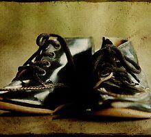 I Scuffed My Boots... by Carol Knudsen