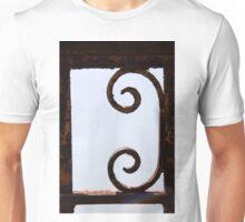 Weathered Scroll Unisex T-Shirt