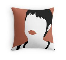 "Kate ""Acid Burn"" Libby from Hackers Throw Pillow"