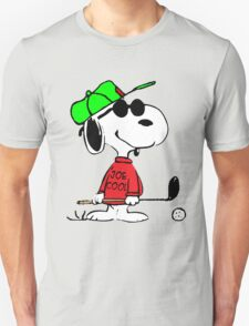 Joe Cool Playing Golf T-Shirt