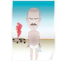 Breaking Bad. Walt. Poster