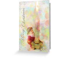 Christmas is here  Greeting Card