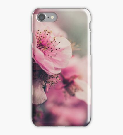 Cherry Blossom Pink iPhone Case/Skin