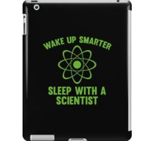 Wake Up Smarter iPad Case/Skin