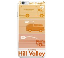 Once upon a night … iPhone Case/Skin