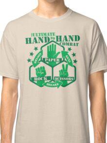 Hand to Hand Combat Classic T-Shirt