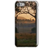 Mist of the Morn iPhone Case/Skin