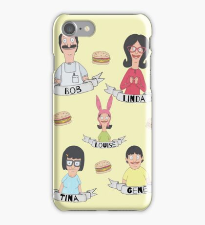 The Belcher Family iPhone Case/Skin