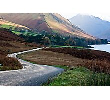 Lake Road - Wast Water Photographic Print