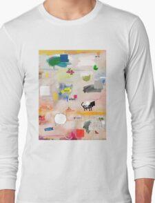 messages 08 Long Sleeve T-Shirt