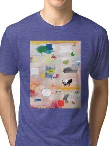 messages 08 Tri-blend T-Shirt