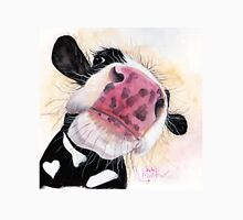 NOSEY COW 'NOSEY NELLIE' BY SHIRLEY MACARTHUR Unisex T-Shirt