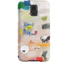 messages 08 Samsung Galaxy Case/Skin