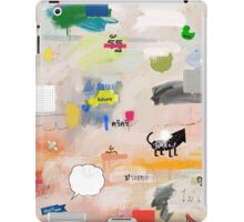 messages 08 iPad Case/Skin