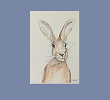 Hop Hare- Ears pricked up by lisaaddinsall