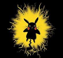 Electric powerful!! by shaostudio