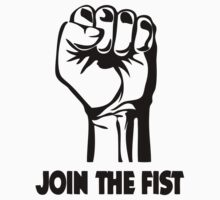 Join The Fist  Kids Clothes