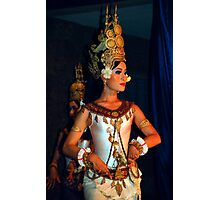 Traditional Dancing - Siem Reap, Cambodia Photographic Print
