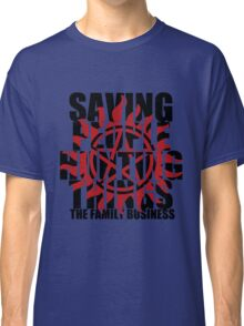 Supernatural - Saving People, Hunting Things  Classic T-Shirt