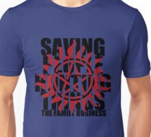 Supernatural - Saving People, Hunting Things  Unisex T-Shirt