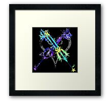 Hope in the Darkness Framed Print