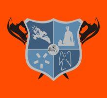Joss Whedon Coat of Arms  Kids Tee